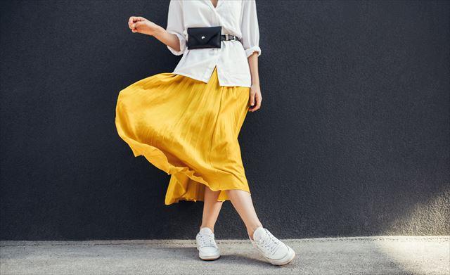 夏のトレンドのレディースファッションアイテムとは!
